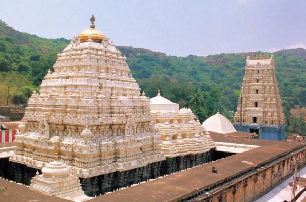 Simhachalam-temple