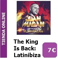 disco-cd-magan-the-king-is-back-latinibizate-tienda-online-