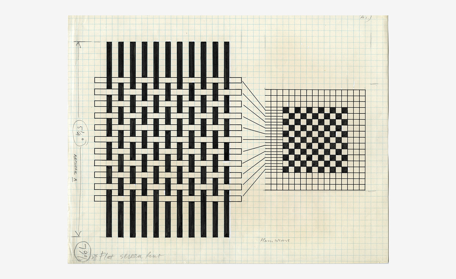 How Anni Albers brought artled textiles into the mainstream | Wallpaper*