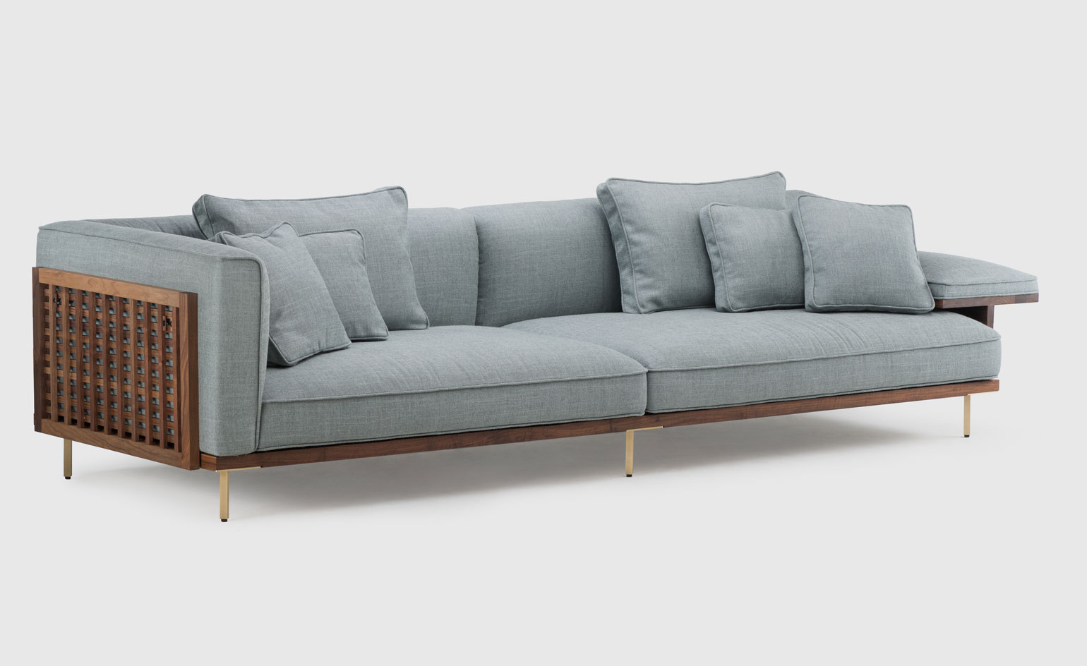 Top 5 picks at Stockholm Furniture Fair   Wallpaper      a coveted list of talents  Luca Nichetto  sofa pictured   Neri   Hu   Matthew Hilton and Jason Miller this year  The Portuguese furniture brand  aimed to