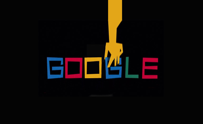Googles Doodle Tribute To Graphic Designer Saul Bass