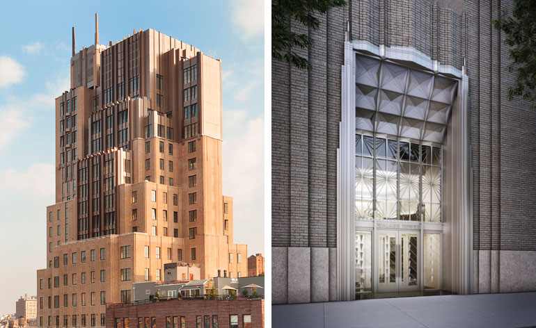 New Yorks Iconic Walker Tower Gets A New Lease Of Life
