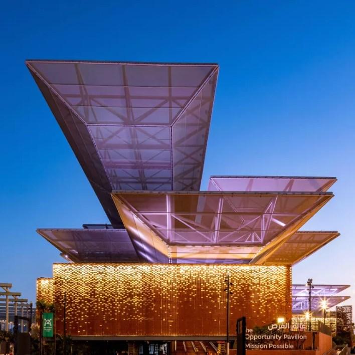 Opportunity Pavilion Expo 2020 Dubai AGi