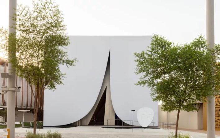 Finnish pavilion at Dubai expo