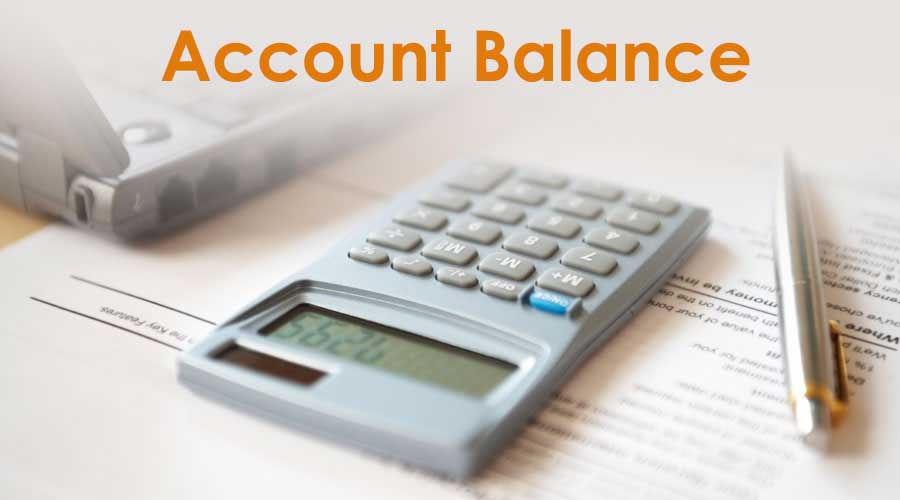 What Is Account Balance Definition Example And Its Uses