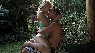 Young Leony April in romantic sex thumb