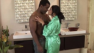 At the Nuru massage parlor..., to install the webcams thumb