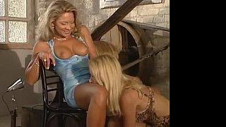 German blonde lesbian milfs fisting thumb