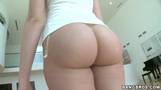 Ass so big and perfect for a white girl. Staring Mia Malkova. thumb