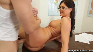 The hot Ryan Blaze's sex with the adorable teacher India Summer thumb