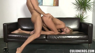 Sweet Ivana Sugar is sucking her boys dick thumb