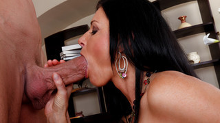 India Summer & Billy Glide in Naughty Office thumb