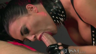 BDSM XXX Caged_subs are humiliated before sex thumb