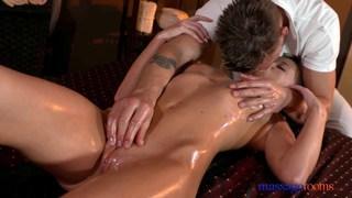 Nuru massage turns to sensual fucking thumb