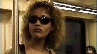 Curly Latina Wants His White Cock thumb
