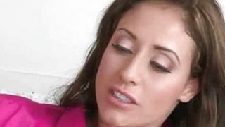 Brunette MILF And Hot Teen Tag Team Doggystyle Threesome thumb