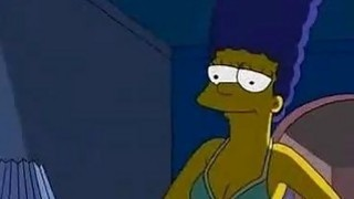 Simpsons Porn  Sex Night thumb
