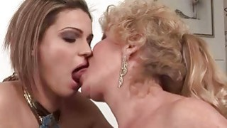 Old Pussies and Young Cunts Lesbian Compilation thumb