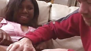 Young Black Slut Wife Trained To Fuck Like a Whore! thumb