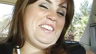 Bbw Gets In Car Opens Her Pussy For Dick Part 1 thumb