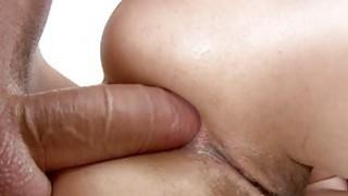 Man is having an time fucking chicks wazoo hole thumb