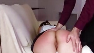Spanking and anal training my new sub_Ashley thumb