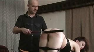 Kinky_leather_slave_Fae_Corbins_amateur_bdsm_and_h thumb