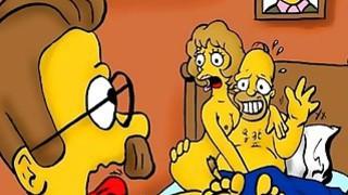 Simpsons hidden orgies thumb