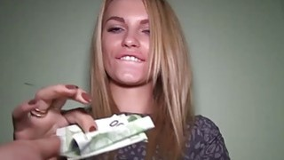 Perfect euro_chick Karina Grand takes the money for a_fuck thumb
