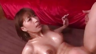 Superb Tiara drilled in crazy scenes of Asian porn thumb