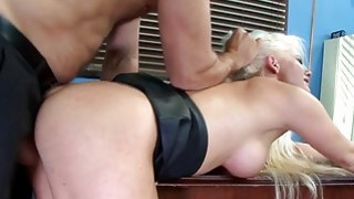 Brazzers  Hot office sex with Holly Heart thumb