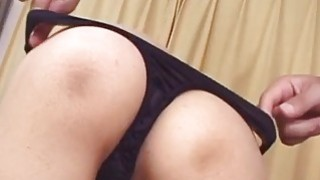 Yuki takes a_hardcore banging in her hairy snatch thumb