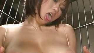 Toy porn in jail for big tits Neiro thumb