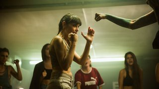 Only girls allowed in this fight club thumb