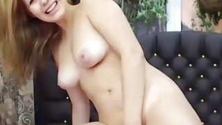 Hot Blonde Pussy Cant Stand Vibration From PLUSHCAM Lovense Toy thumb