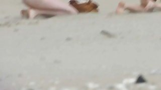 Rousing nude beach voyeur spy cam video beach sex scenes thumb