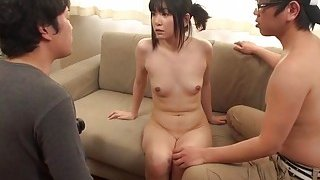 JAV new hire does first scene ENF CMNF Subtitles thumb