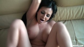 Busty and rapacious brunette Lexi Ward gets fucked mish thumb