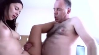 Older Guy Creampies Teen The System-administrator Came For A thumb