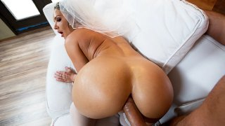 Hot bride needs a big cock in the ass thumb