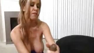 Horny Mom Sucks Cock And Balls Of Her Boyfriend thumb