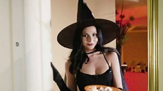 Ariana Marie takes a dick on Halloween thumb