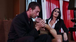 Luscious Jessica Jaymes cheats on her husband thumb