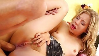 Cute Blonde Chastity Lynn Gets Her Ass Fucked Hard thumb