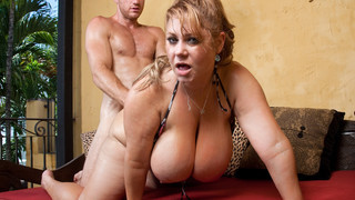 Samantha 38G & Levi Cash in My Friends Hot Mom thumb