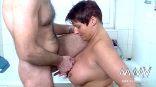 Busty mature cleaning_lady gets fucked thumb