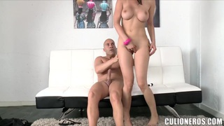 redhead_Abbie_Cat_gets_fucked_on_a_sofa thumb