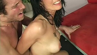 Seduced and fucked by her step-son thumb