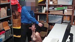 Latina thief_Maya Morena gets a hot hardcore fuck thumb