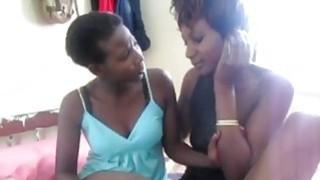 Awesome Black Whores Enjoys Hot Lesbian Action thumb